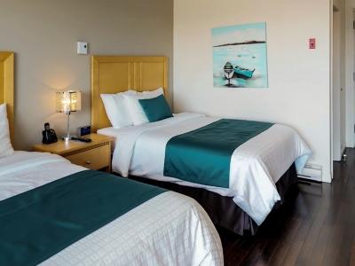 Forfait Motoneige Hostellerie Baie Bleue