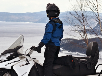 Special Snowmobiler Package