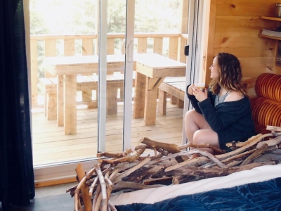 Prolongez votre séjour en nichoir géant