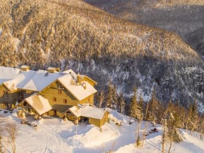 Mountain Stay Package in Winter