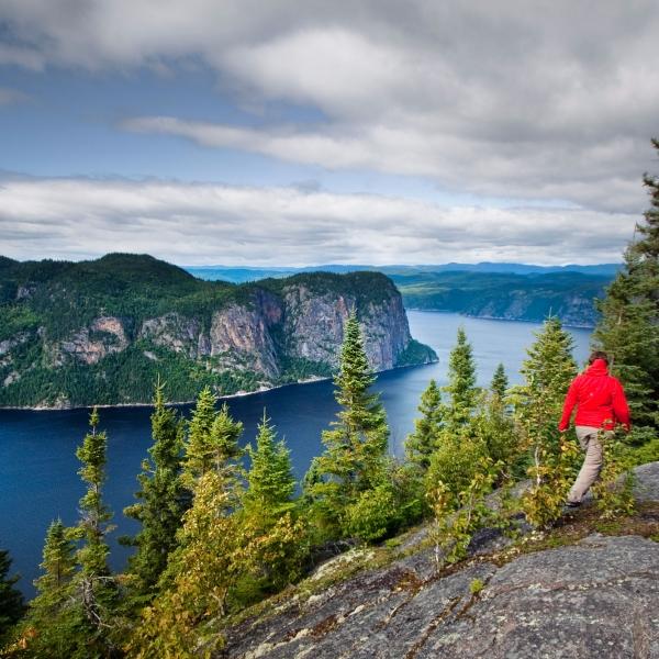 Parc National Du Fjord-du-Saguenay : Lodging
