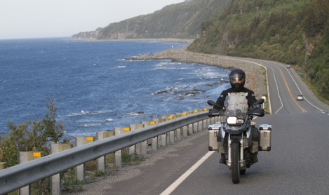 Motorcycle Touring