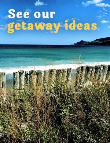 Getaway Ideas