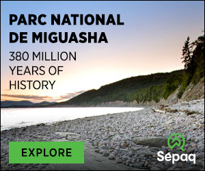 Miguasha National Park
