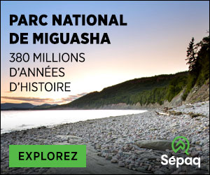 Parc national de Miguasha