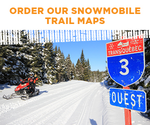 Quebec Snowmobile Trails | Snowmobiling in Canada on