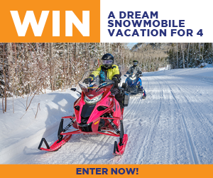 Snowmobile Contest