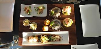 The les de la madeleine in a nutshell qu bec maritime blog - Restaurant la table des roy ...