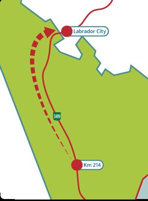 The TransQubecLabrador Loop road trip Qubec maritime
